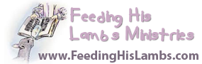 Feeding His Lambs Childrens Ministries